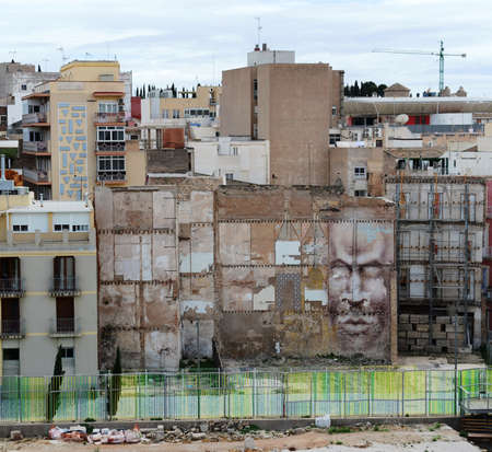 cartagena: Cartagena. Spain Stock Photo