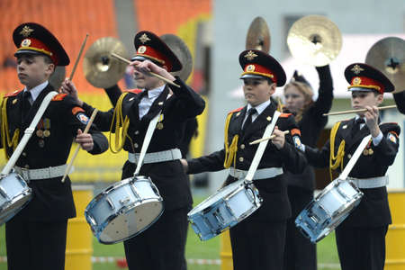 epaulettes: Moscow cadets Editorial
