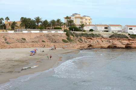 costa: Orihuela Costa. Spain