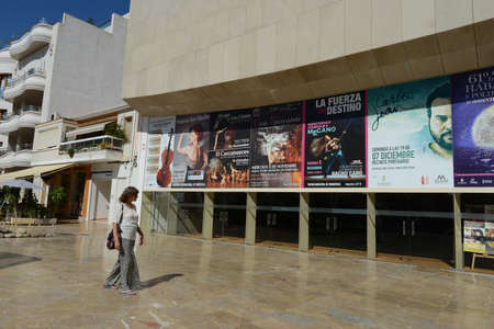 municipal: Municipal Theatre in Torrevieja