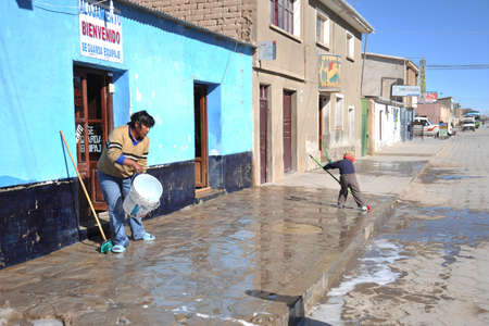 residents: Residents of the city of Uyuni