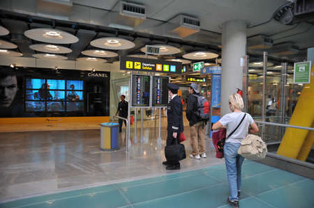 barajas: Airport Madrid-Barajas