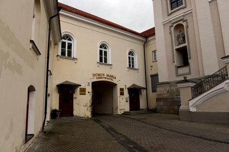 vilnius: Vilnius - capital of Lithuania