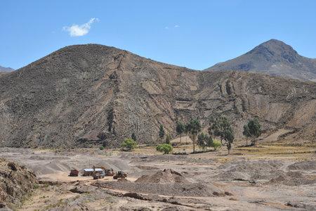 bolivia: Altiplano. Bolivia