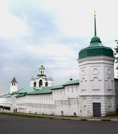 monastery nature: Museum-Reserve Yaroslavl Kremlin
