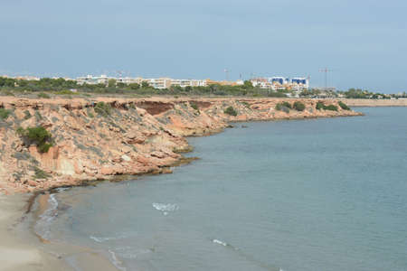 recognized: Punta prima is the most southern part of the popular resort of Torrevieja, is recognized as the most ecologically clean region of Europe, known clean beaches.