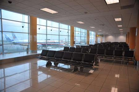 jorge: The international airport of Lima - Jorge Chavez is the main airport of Peru