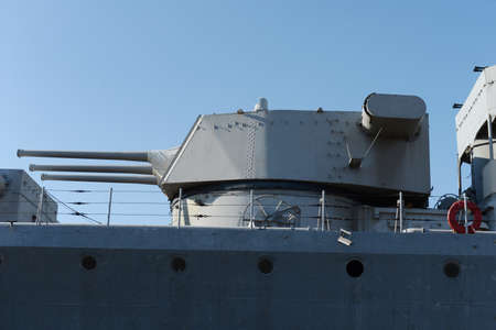 mikhail: The cruiser Mikhail Kutuzov at the dock in Novorossiysk.