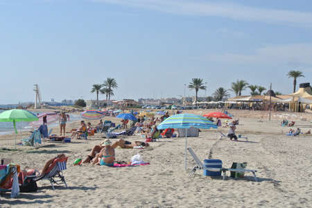 recognized: Orihuela Costa is recognized as the most ecological clean region of Europe, famous for its clean beaches