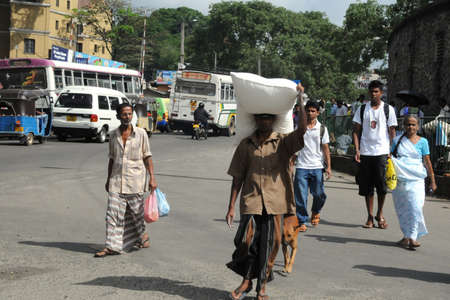 residents: Residents of the city of Kandy.