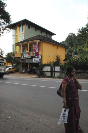 kandy: Residents of the city of Kandy Editorial