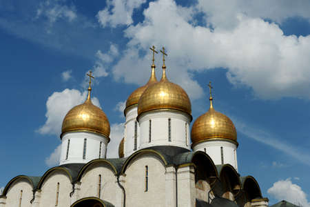 assumption: The Moscow Kremlin. Cathedral of the assumption. Editorial