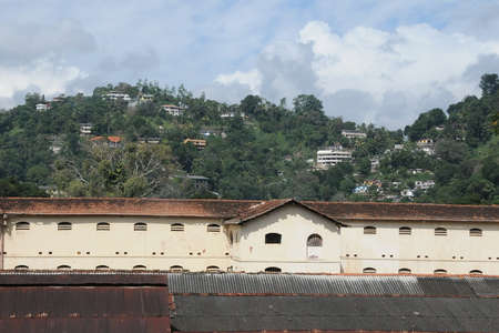 kandy: Prison in Kandy Editorial