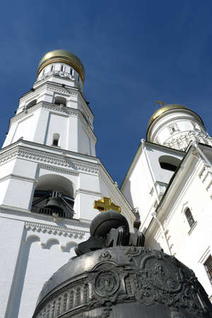 foundry: The Tsar bell is a monument of Russian foundry art of XVIII century in the Moscow Kremlin.