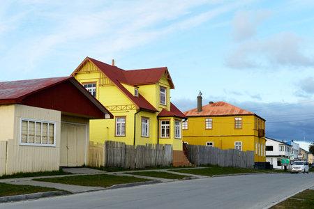 tierra del fuego: Porvenir is a village in Chile on the island of Tierra del Fuego.