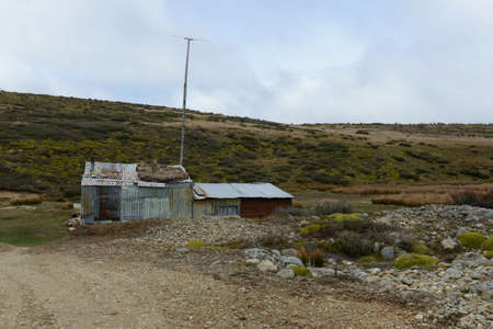 gold mine: The gold mine on the island of Tierra del Fuego