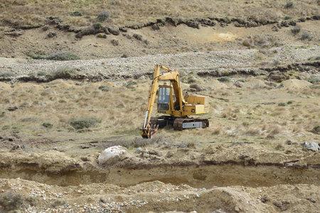 prospector: La mina de oro en la isla de Tierra del Fuego