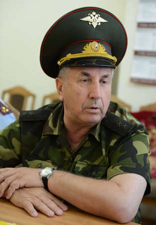 lieutenant: Lieutenant General Grigory Fomenko, the military commandant of Chechnya in 2004-2006, first Deputy commander of North-Caucasian district of internal troops.