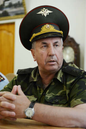general: Lieutenant General Grigory Fomenko Editorial