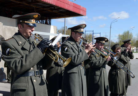 Military musicians Editorial