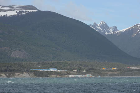 williams: Puerto Williams is a small Chilean town and port on the island of Navarino to the shore of the Strait of the Beagle channel.