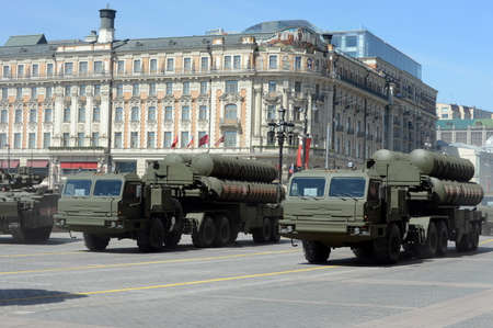 complex system: Russian anti-aircraft missile system large and medium-range anti-aircraft missile complex (ZRK) Triumph s-400 (according to the classification of the US DOD and NATO - SA-21 Growler) Editorial