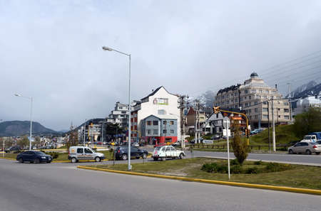 southernmost: Ushuaia is the southernmost city in the world. Editorial