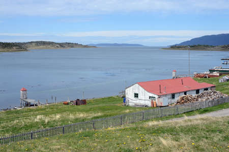 tierra del fuego: : Harberton estate is the oldest farm of Tierra del Fuego and an important historical monument of the region.