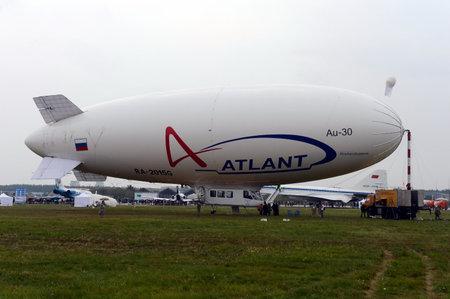 multipurpose: Multipurpose airship Au-30