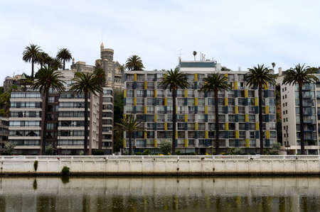 agglomeration: The city of vina del Mar, the administrative center of the homonymous municipality, part of the province of Valparaiso. Editorial