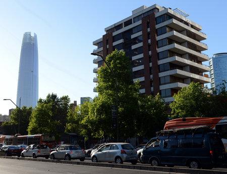 modernity: Modern Architecture in Santiago de Chile.
