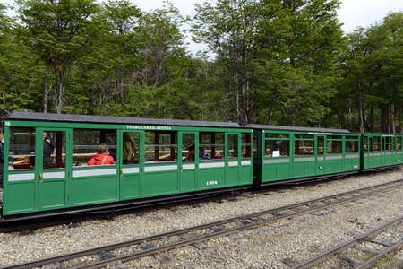 narrow gauge railways: The southernmost railway in the world on the edge of the Earth. Editorial