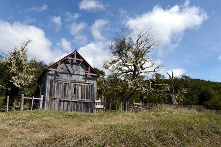 tierra: Vintage estate Vicuna in Tierra del Fuego