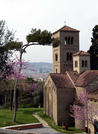 saint: Monastery Of Saint Miguel.