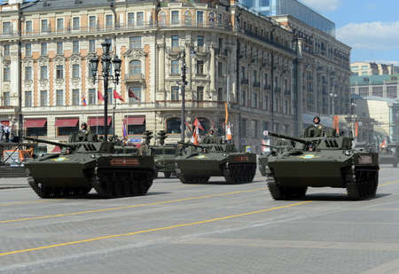 The BMD-4M - Combat Vehicle of the Airborne is an amphibious infantry fighting vehicle (IFV).