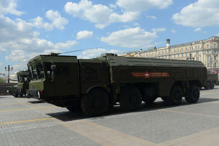 operative system: The 9K720 Iskander (NATO reporting name SS-26 Stone) is a mobile short-range ballistic missile system. Editorial