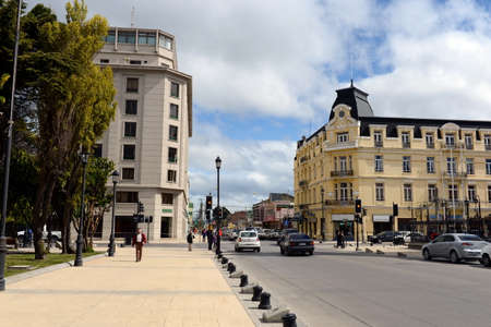 Punta Arenas is a city in Chile.