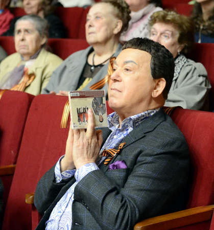 duma: Joseph Kobzon, Soviet and Russian pop singer (baritone), musical and public figure, teacher. Russian state Duma Deputy II-VI convocations.