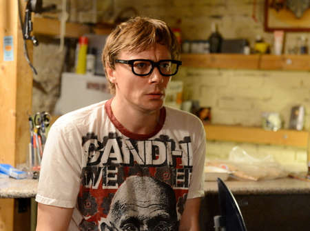 actor: Russian actor Mikhail Prismotrov-Belov.