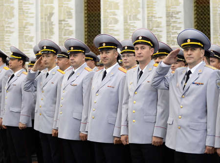 ministry: Police is a part of the unified centralised system of the Ministry of internal Affairs of the Russian Federation.