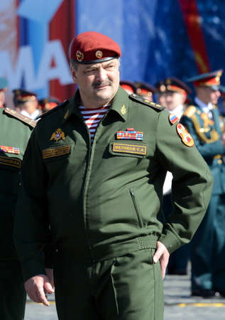 First Deputy Director of the Federal Service of National Security of the Russian Federation, Colonel-General Sergei Melikov.