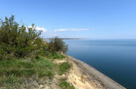 Tsimlyansk reservoir in the Rostov region. Editorial