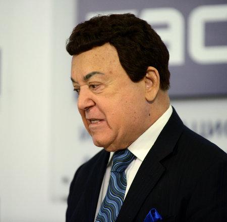 Iosif Kobzon, Soviet and Russian pop singer (baritone), musical and public figure, teacher. Deputy Prime Minister II-VI convocations.