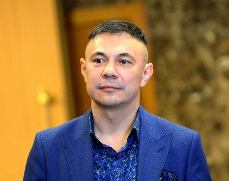 Legendary boxer Konstantin Tszyu.