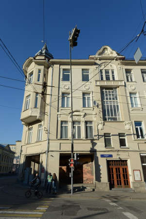 The building in Lenivka Street, 76, was the former merchants house of merchant Kuzma Lobachev.