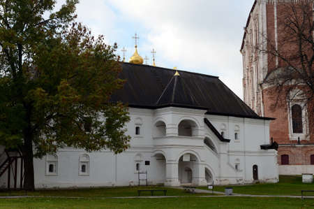 Consistory building in the Ryazan Kremlin.