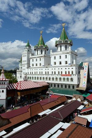Hostel Peter I in the Izmailovo Kremlin in Moscow.