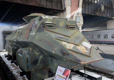 Turkish armored assault vehicle YPG Eagle Head captured from terrorists in Syria 新聞圖片