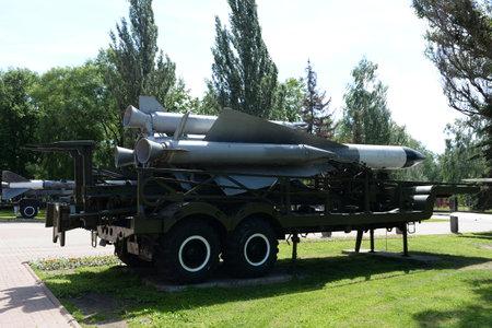 Soviet long-range anti-aircraft missile glory in Yaroslavl Editorial