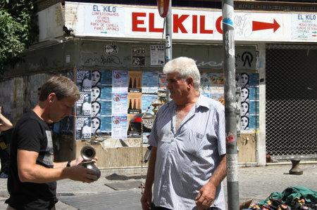 Flea Market on Seville Street